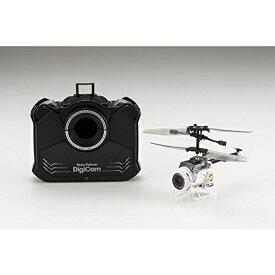 カメラ付きマイクロヘリコプター ナノファルコンデジカム おもちゃ こども 子供 ラジコン 10歳