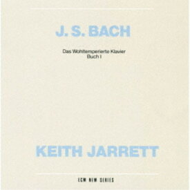 キース・ジャレット/J.S.バッハ:平均律クラヴィーア曲集第1巻 (初回限定) 【CD】
