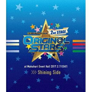 アイドルマスター SideM/THE IDOLM@STER SideM 2nd STAGE 〜ORIGIN@L STARS〜 Live Blu-ray [Shining Side] 【Blu-ray】