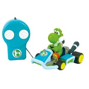 リモートコントロールカー マリオカート7ヨッシーおもちゃ こども 子供 ラジコン 3歳
