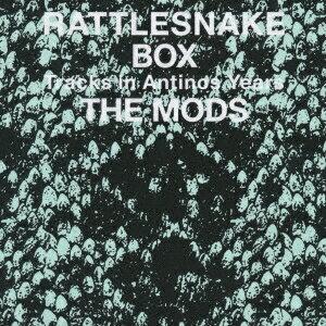 【送料無料】モッズ/RATTLESNAKE BOX THE MODS Tracks in Antinos Years《完全生産限定盤》 (初回限定) 【CD+DVD】