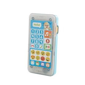 フィッシャープライス わんわんのバイリンガル・スマートフォン おもちゃ こども 子供 知育 勉強 1歳8ヶ月