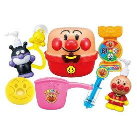 アンパンマン たのしい!おふろセット おもちゃ こども 子供 知育 勉強 ベビー 3歳