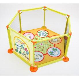 いないいないばあっ!ワンワンとう一たん ベビーサークル&ハウスおもちゃ こども 子供 知育 勉強 遊具 室内 0歳5ヶ月