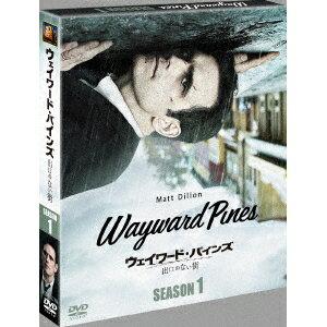 ウェイワード・パインズ 出口のない街 シーズン1 SEASONS コンパクト・ボックス 【DVD】