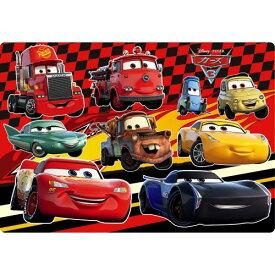 ディズニー チャイルドパズル ボクらはライバル!(Cars3)おもちゃ こども 子供 知育 勉強 4歳 カーズ
