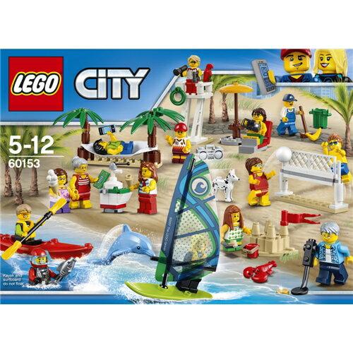 LEGO 60153 シティ LEGOシティのビーチ
