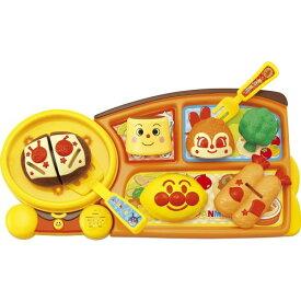アンパンマン ホットプレートでジュージュー!できたておこさまランチ おもちゃ こども 子供 知育 勉強 3歳