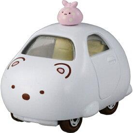 ドリームトミカ 142 すみっコぐらし (しろくま) おもちゃ こども 子供 男の子 ミニカー 車 くるま 3歳