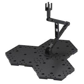 バンダイプラモデル アクションベース4 ブラックおもちゃ ガンプラ プラモデル 8歳
