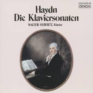 【送料無料】ヴァルター・オルベルツ/ハイドン:ピアノ・ソナタ全集(全53曲) 【CD】