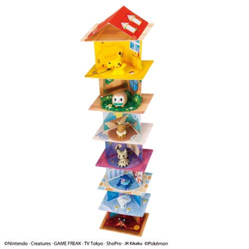 【送料無料】ポケットモンスター サン&ムーン ゆらゆらポケモンマンションゲーム おもちゃ こども 子供 スポーツトイ 外遊び 6歳