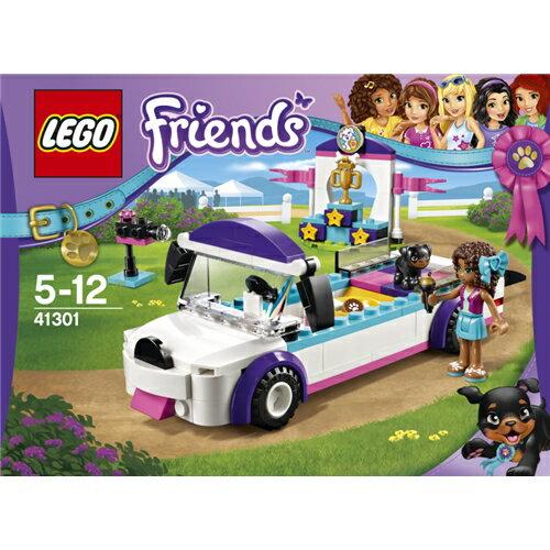 LEGO 41301 フレンズ 子犬のパレードカー
