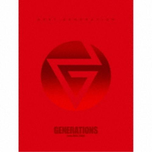 【送料無料】GENERATIONS from EXILE TRIBE/BEST GENERATION《数量限定生産盤》 (初回限定) 【CD+Blu-ray】
