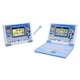 【送料無料】ディズニー&ディズニー/ピクサーキャラクターズ パソコンとタブレットの2WAYで遊べる! ワンダフルドリームタッチパソコン おもちゃ こども 子供 ゲーム 3歳