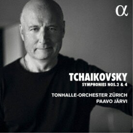 (クラシック)/チャイコフスキー:交響曲第2&4番 【CD】