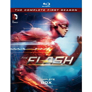 【送料無料】THE FLASH/フラッシュ <ファースト・シーズン> コンプリート・ボックス 【Blu-ray】