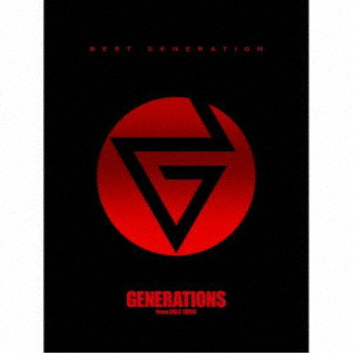 【送料無料】GENERATIONS from EXILE TRIBE/BEST GENERATION《豪華盤》 【CD+DVD】
