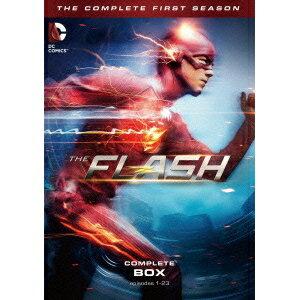 【送料無料】THE FLASH/フラッシュ <ファースト・シーズン> コンプリート・ボックス 【DVD】