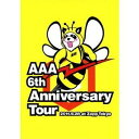 AAA 6th Anniversary Tour 2011.9.28 at Zepp Tokyo 【DVD】