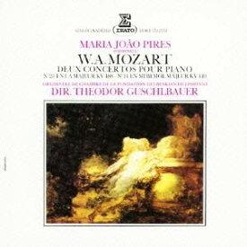 マリア・ジョアン・ピリス/モーツァルト:ピアノ協奏曲第23番&第14番 【CD】