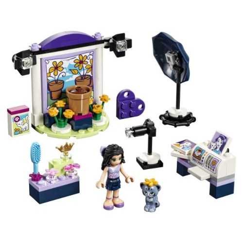 LEGO 41305 フレンズ エマのフォトスタジオ