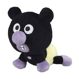 プリちぃ★ビーンズSplus あかちゃんのばいきんまん おもちゃ こども 子供 女の子 ぬいぐるみ 1歳6ヶ月 アンパンマン