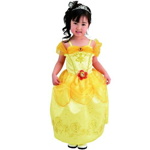 ディズニープリンセス ふわりんドレス ベル 舞踏会コレクション