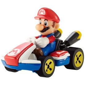 ホットウィール マリオカート マリオおもちゃ こども 子供 男の子 ミニカー 車 くるま 3歳 スーパーマリオブラザーズ