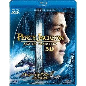 パーシー・ジャクソンとオリンポスの神々:魔の海 【Blu-ray】