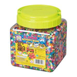 パーラービーズ 筒入り 11000Pおもちゃ こども 子供 女の子 ままごと ごっこ 作る 5歳
