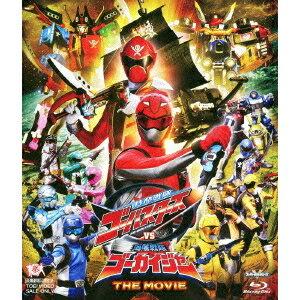 特命戦隊ゴーバスターズVS海賊戦隊ゴーカイジャー THE MOVIE 【Blu-ray】
