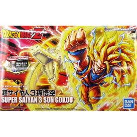 ドラゴンボール Figure-rise Standard 超サイヤ人3孫悟空 おもちゃ プラモデル 15歳