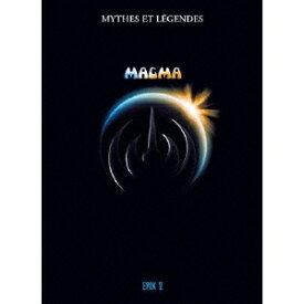マグマ/神話と伝説 〜第五章〜 【DVD】