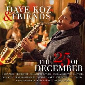 デイヴ・コーズ/ハート・アンド・ソウル・オブ・クリスマス -The 25th of December- 【CD】