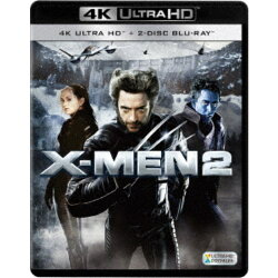 X-MEN2UltraHD【Blu-ray】