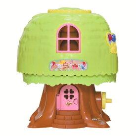 【送料無料】こえだちゃん こえだちゃんの木のおうち おもちゃ こども 子供 女の子 人形遊び ハウス 3歳
