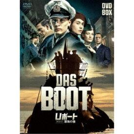 Uボート ザ・シリーズ 深海の狼 DVD-BOX 【DVD】