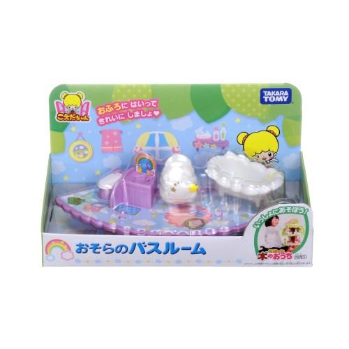 こえだちゃん おそらのバスルーム おもちゃ こども 子供 女の子 人形遊び ハウス クリスマス プレゼント 3歳