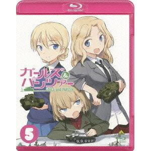 ガールズ&パンツァー 5《特装限定版》 (初回限定) 【Blu-ray】