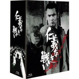 【送料無料】仁義なき戦い Blu-ray BOX(初回限定) 【Blu-ray】