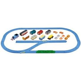 プラレール きかんしゃトーマス トーマスといっぱい貨車セット おもちゃ こども 子供 男の子 電車 3歳