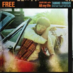 玉木宏/FREE《初回限定盤B》 (初回限定) 【CD+DVD】
