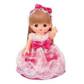 メルちゃん きせかえセット ピンクのおひめさまドレスおもちゃ こども 子供 女の子 人形遊び 洋服 3歳