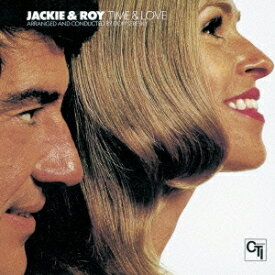 ジャッキー&ロイ/タイム&ラヴ 【CD】