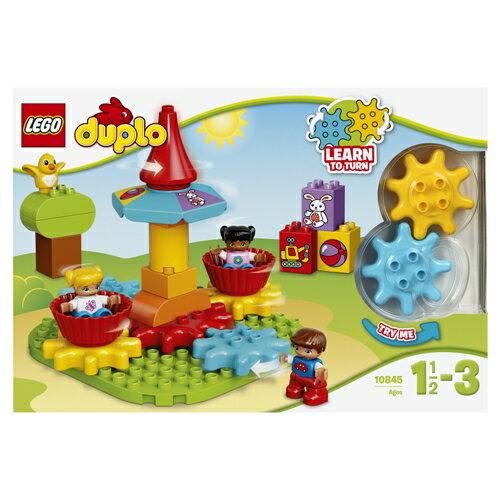 【送料無料】LEGO 10845 デュプロ はじめてのデュプロ くるくるカップ