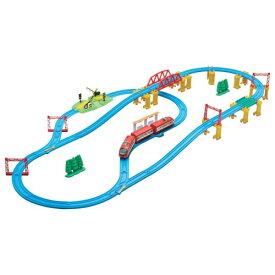 【送料無料】プラレール レールも!車両も!情景も! 60周年ベストセレクションセット おもちゃ こども 子供 男の子 電車