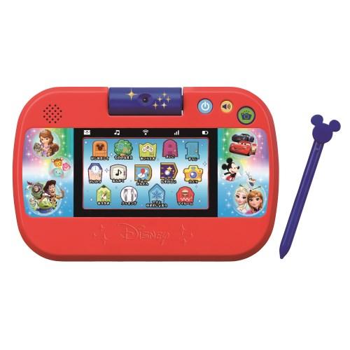 【送料無料】ディズニー カメラで遊んで学べる!マジックタブレット おもちゃ こども 子供 知育 勉強 3歳 ミッキーマウス