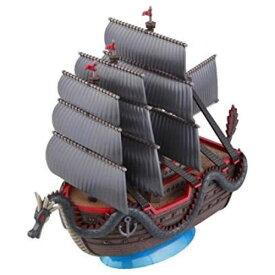 ワンピース 偉大なる船コレクション ドラゴンの船おもちゃ プラモデル 8歳