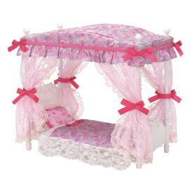 リカちゃん LF-07 ゆめみるお姫さま プリンセスベッドセットおもちゃ こども 子供 女の子 人形遊び 家具